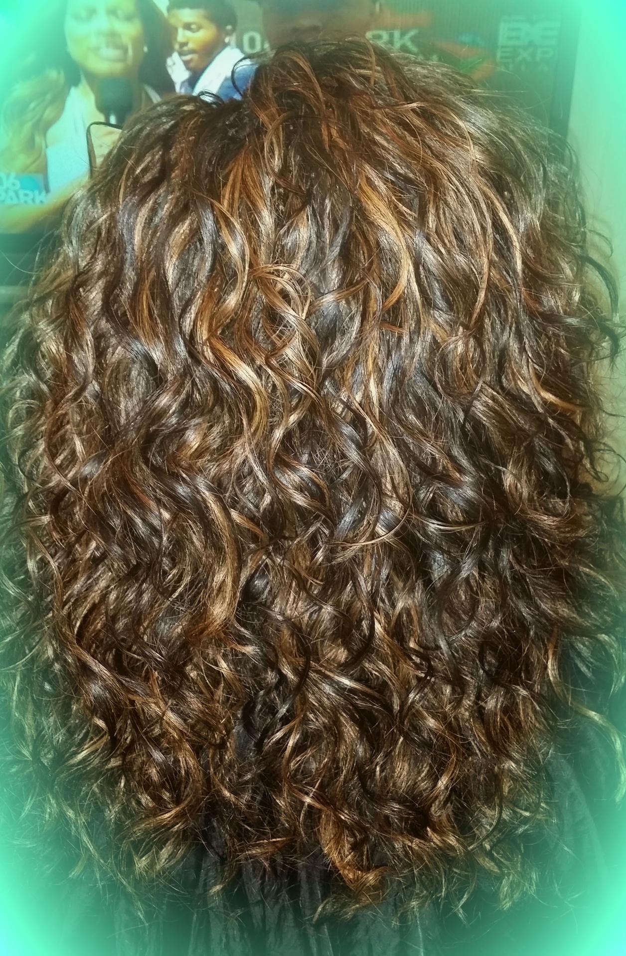 Regular Single layer Tree Braids w/Human Hair mastermix