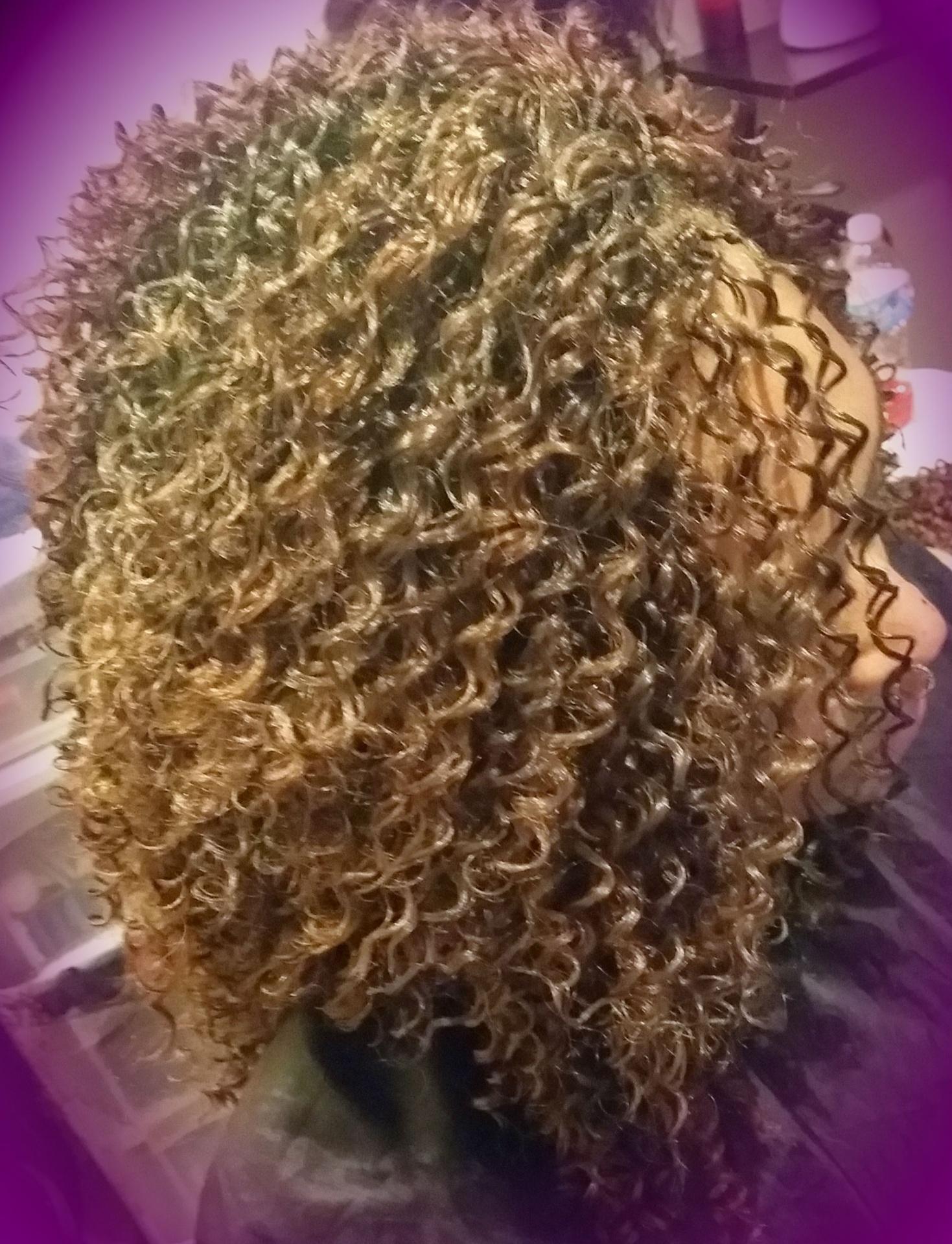 Freetress Bohemian Curl