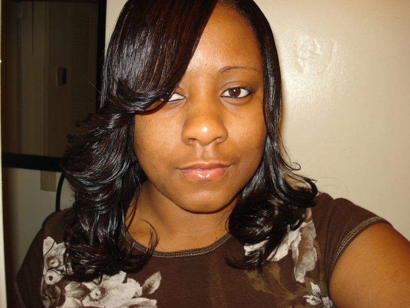 full sew-in with invisible part